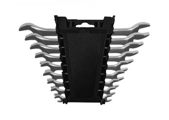 Набор рожковых ключей FIT 63515 (6 - 22 мм) 9 шт. набор рожковых ключей berger bg1095 6 32 мм 9 шт