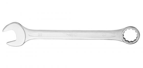 Ключ комбинированный NEO 09-722 (22 мм) Cr-V ключ neo 09 132