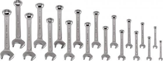 Набор комбинированных ключей NEO 09-034 (6 - 24 мм) 19 шт. набор moser 1886 0100 neo