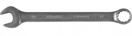 Ключ комбинированный THORVIK CW00024 (24 мм) инструментальная сталь ключ thorvik cw00014 14 мм