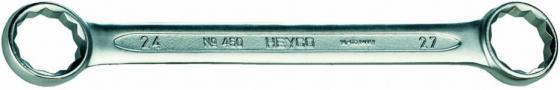 Ключ накидной HEYCO HE-00450121382 (12 / 13 мм) 138 мм ключ накидной heyco he 00475081082 8 10 мм 180 мм