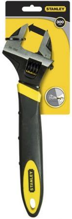 Ключ разводной STANLEY MaxSteel 0-90-950 (0 - 39 мм) 300мм ключ разводной stanley 250мм maxsteel 0 90 949