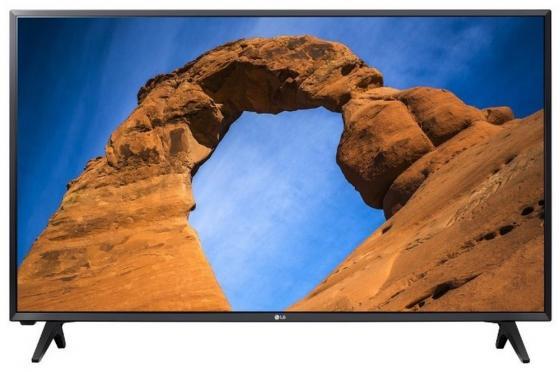 Телевизор 43 LG 43LK5000PLA черный 1920x1080 50 Гц USB телевизор lg 43 43uu640c черный