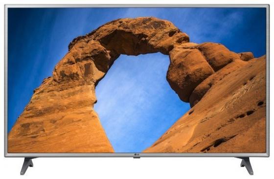 "Телевизор 49"" LG 49LK6100PLA серый черный 1920x1080 50 Гц Wi-Fi Smart TV RJ-45 цена"