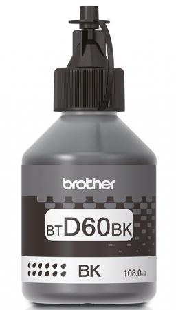Картридж Brother BTD60BK для Brother DCP-T310/T510W/T710W черный 6500стр картридж brother btd60bk для brother dcp t310 t510w t710w черный 6500стр