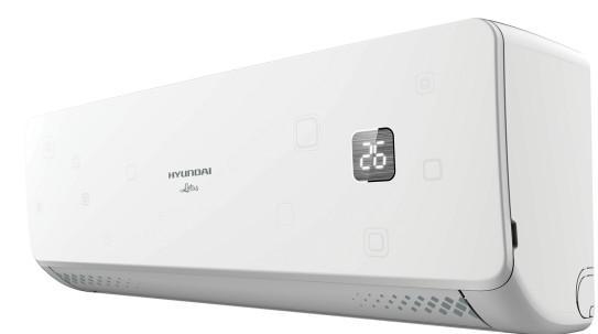 Сплит-система Hyundai -AR16-12H белый