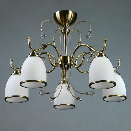Купить Потолочная люстра Brizzi Tarragona MA 02640C/005 Bronze