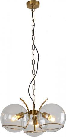 Подвесная люстра Lussole Loft LSP-9556 подвесная люстра lussole lsp 0216