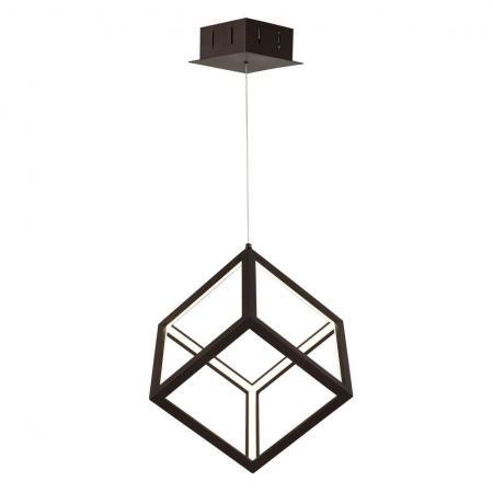 Подвесной светодиодный светильник Favourite Cubus 2052-1P