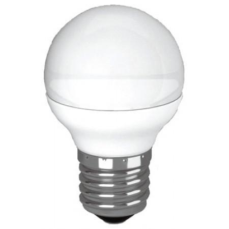 Лампа светодиодная КОСМОС LED GL45 5Вт 220В E14 4500К