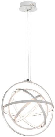 Подвесной светодиодный светильник с пультом ДУ Mantra Orbital 5741