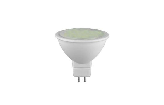 Лампа светодиодная CAMELION LED3-JCDR/830/GU5.3 3Вт 220В GU5.3 лампа светодиодная camelion led3 g45 845 е27 3вт 220в е27