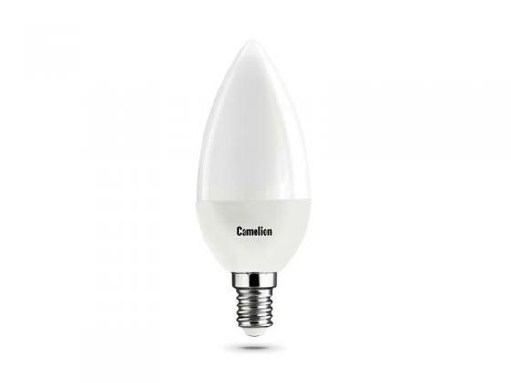 Лампа светодиодная CAMELION LED5-C35/845/E14 5Вт 220В Е14 4500К