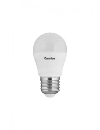 Лампа светодиодная CAMELION LED7.5-G45/845/E27 электрическая 7.5Вт 220В