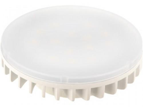 Лампа светодиодная CAMELION LED8-GX53/845/GX53 8Вт 220в лампа светодиодная camelion led8 gx53 845 gx53