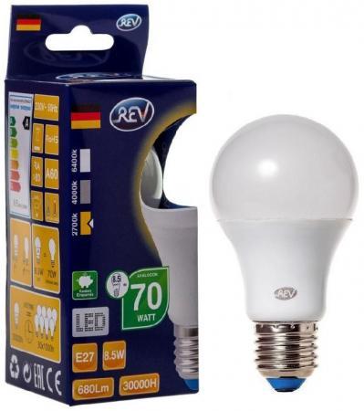 Лампа светодиодная REV RITTER 32379 2 8.5Вт E27 700лм 2700К теплый свет пиджак mango man mango man he002emtso81 page 10