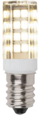 Лампа светодиодная UNIEL LED-Y16-4W/WW/E14/CL PLZ04WH E14 4Вт для холодильников и швейных машин все цены