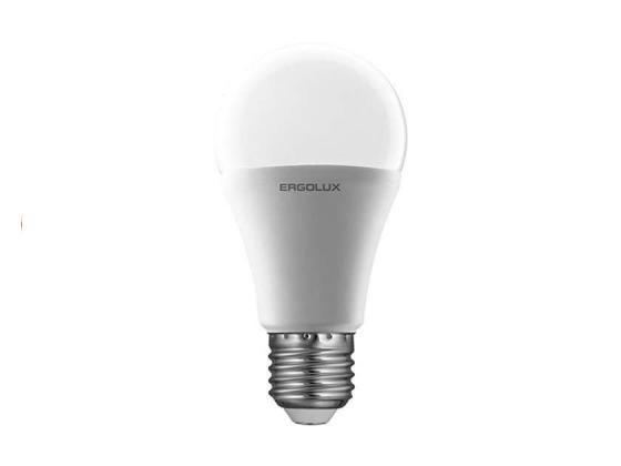 Лампа светодиодная ERGOLUX 12151 LED-A60-12W-E27-4K ЛОН 12Вт E27 4500K 172-265В