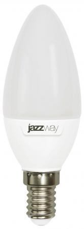 Лампа светодиодная JAZZWAY PLED-SP-C37 pled-sp c37 7Вт 5000k 560лм e27 230в