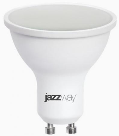 Лампа светодиодная JAZZWAY PLED-SP-GU10 pled-sp gu10 7Вт 5000к 230в цены