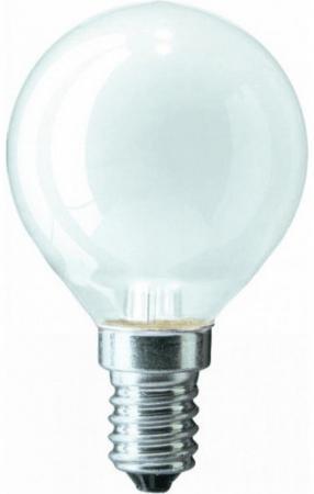 купить Лампа накаливания PHILIPS P45 40W E27 FR шарик матовый недорого