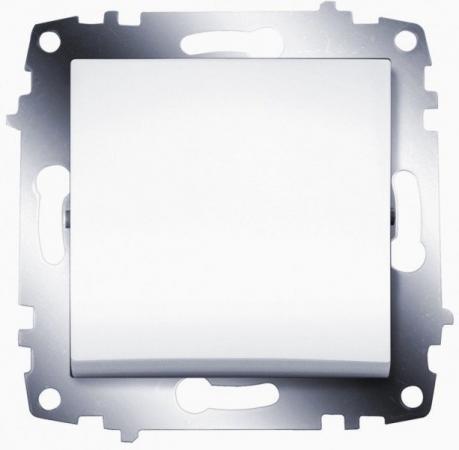 Переключатель ABB COSMO 619-010200-209 белый 1 кл. сх. 6