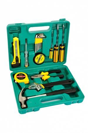 Набор инструментов из 15 предметов в кейсе TD 0438 набор инструментов универсальный koruda в кейсе 45 предметов kr tk45
