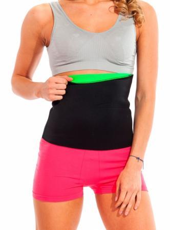 Пояс для похудения «BODY SHAPER», размер М SF 0113 пояс для похудения vibro shape виброшейп