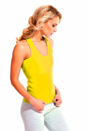 Майка для похудения «BODY SHAPER», размер L SF 0128 шорты для гимнастики для малышей