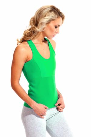 Майка для похудения «BODY SHAPER», размер XL SF 0143 женская волейбольная майка megasport ms425 0143 strong w