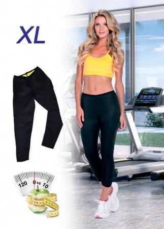 цена на Леггинсы длинные для похудения «ХОТ ШЕЙПЕРС», размер XL SF 0205