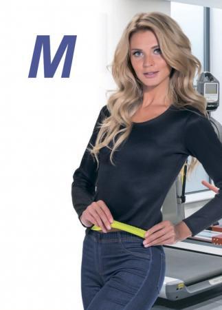 Футболка с длинным рукавом для похудения «ХОТ ШЕЙПЕРС», размер M SF 0218 майка для похудения женская bradex хот шейперс цвет черный белый sf 0222 размер m 46