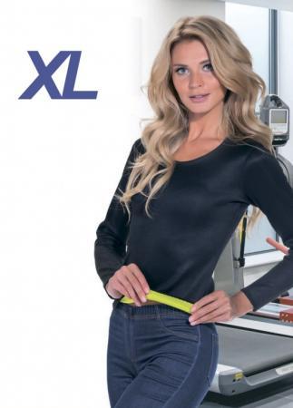Футболка с длинным рукавом для похудения «ХОТ ШЕЙПЕРС», размер XL SF 0220 футболка для похудения мужская