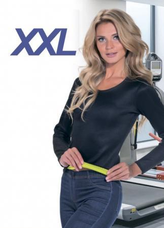 Футболка с длинным рукавом для похудения «ХОТ ШЕЙПЕРС», размер XXL SF 0221 футболка для похудения мужская