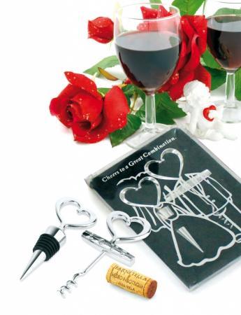 Набор подарочный: пробка и штопор «ЖЕНИХ И НЕВЕСТА» SU 0001 браслет bradex as 0001