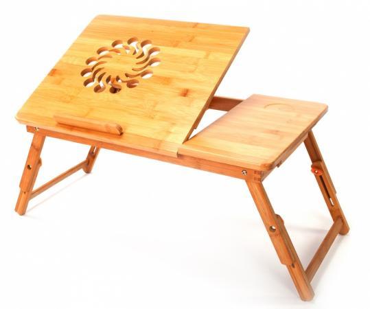 Столик-трансформер для ноутбука, планшета и завтрака в постели столик для ноутбука