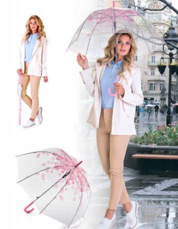 Зонт-трость «НЕЖНОСТЬ» SU 0045