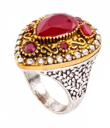 Кольцо «КАРМЕН» размер 17 AS 0016 кольцо bradex аннабель