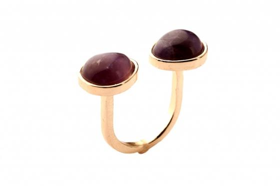 Кольцо «АМЕТИСТ» AS 0032 кольцо bradex пилатес