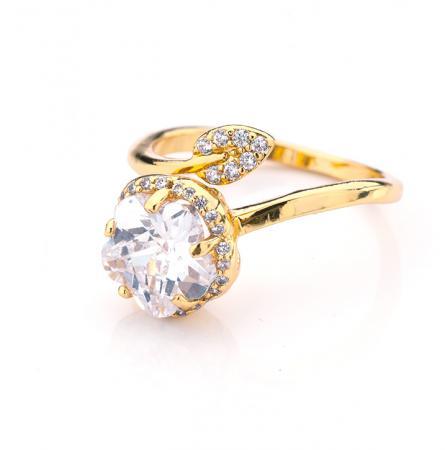 Кольцо «ЦВЕТОК» AS 0104 кольцо bradex пилатес