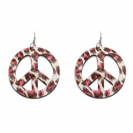 Серьги «МИР» лиловый AS 0218 жен крупногабаритные прочее стразы серьги слезки секси крупногабаритные мода серебряный лиловый розовый волны серьги назначение