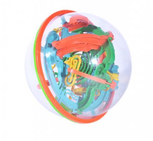 Игрушка-головоломка детская «ШАР-ЛАБИРИНТ» DE 0033 цена в Москве и Питере