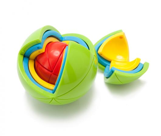 Шар «ПАЗЛ» DE 0056 игрушка bradex шар лабиринт de 0033