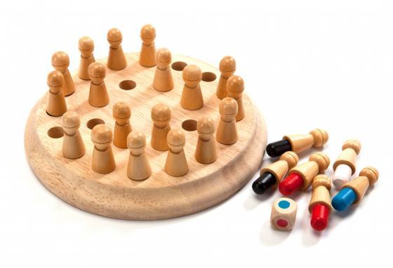 Шахматы детские для тренировки памяти «МНЕМОНИКИ» DE 0112