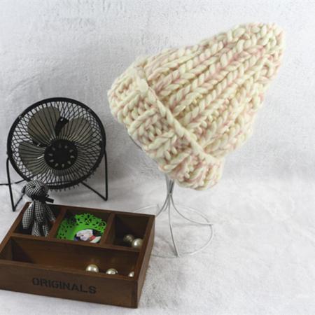 Шапка светло-розовая AS 0305 шапка женская bradex цвет розовый as 0298 размер универсальный