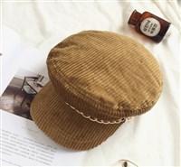 Шапка с козырьком беж AS 0307 шапка женская bradex цвет розовый as 0298 размер универсальный