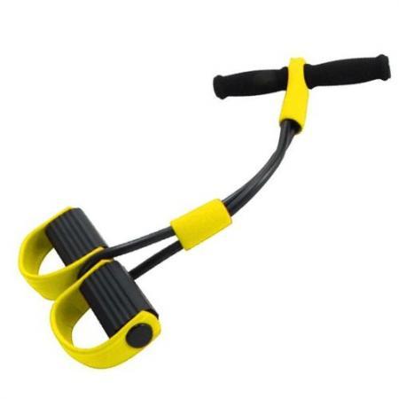 Тренажер для фитнеса с эспандерами «ФИТНЕС-ТРЕНЕР» SF0038 SF 0038 эспандер bradex для тела с эспандерами фитнес тренер body trimmer sf 0038