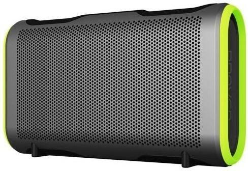 Портативная акустика Braven Stryde XL серебристый зеленый BTETSG портативная акустика dell ad211 bluetooth серебристый 520 aagr