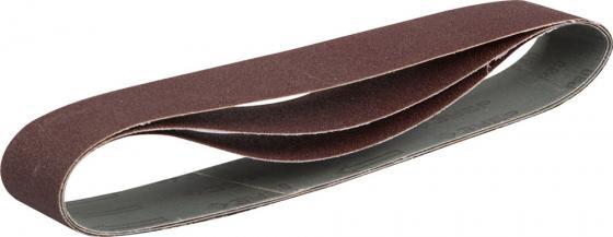 Лента шлифовальная бесконечная ЗУБР 35546-080 МАСТЕР для зтшм-150/686 P80 50х686мм 3шт. цена