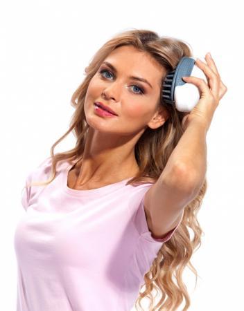 купить Массажер для мытья головы «АКТИНИЯ» KZ 0305 дешево